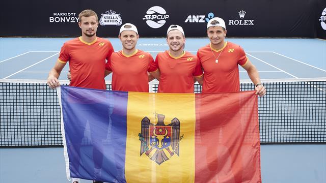 """Hymnenpanne beim ATP Cup: """"Es tut uns wirklich leid"""""""
