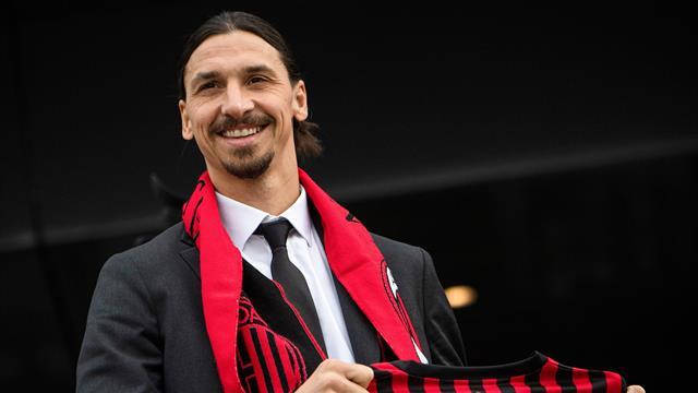 """Ibrahimovic: """"Kann meine Ellbogen noch immer gut einsetzen"""""""