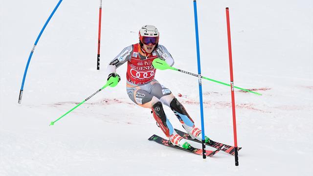 Der Slalom in Wengen live im TV, im Livestream und Liveticker