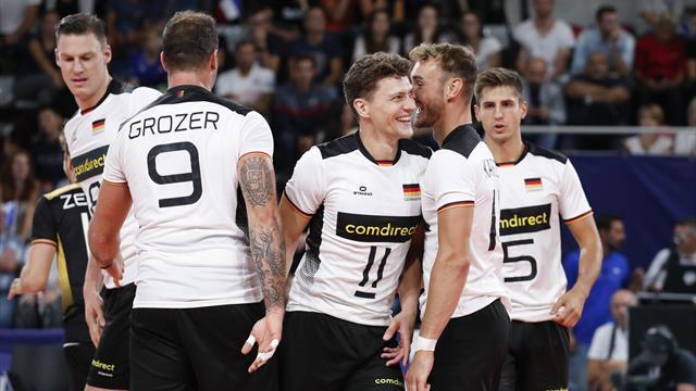 Woche der Wahrheit: Volleyballer kämpfen um Olympia-Ticket