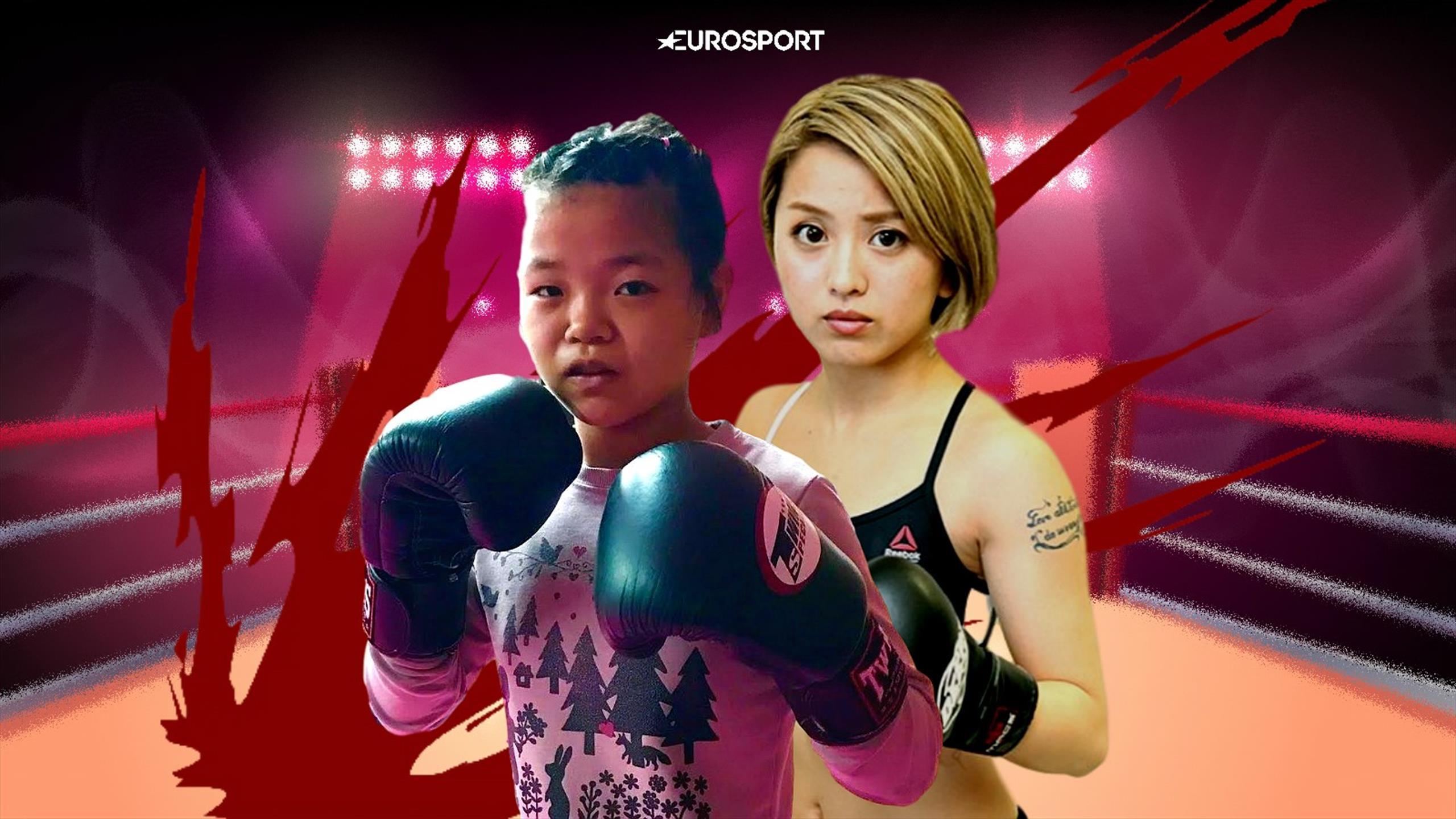 12-летняя японка подралась с соперницей в 2 раза старше. Кто победил и кто разрешил этот бой?