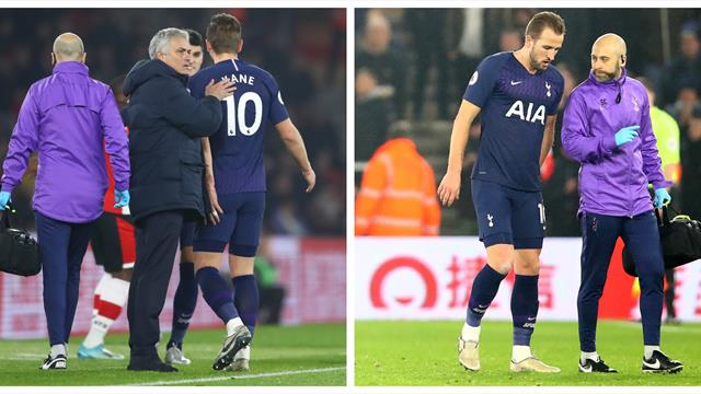 Jose Mourinho Answers On Troy Parrott-Harry Kane Question