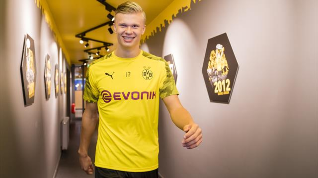 Haaland: How Dortmund convinced me to join