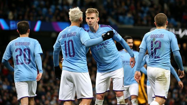 Douche froide pour United face à un Manchester City royal — Carabao Cup