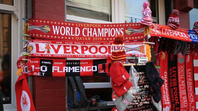 Nike sera le prochain équipementier de Liverpool