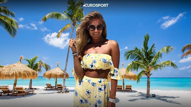 «Мисс Бельгия» выходила в белье на футбольное поле. Ее инстаграм – лучшая реклама жизни в Европе