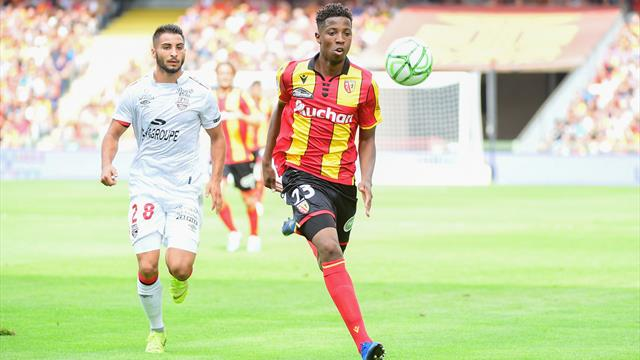Après la disparition de Nathaël Julan, le match Guingamp-Lens décalé d'une semaine
