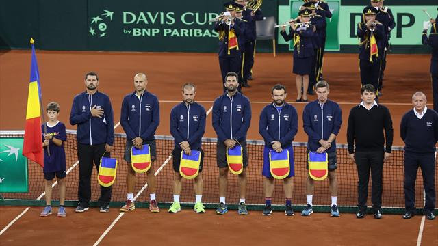 Un puști de 14 ani, convocat surprinzător la echipa de Davis Cup a României