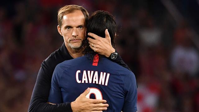 Plecarea lui Cavani, anunțată de oficialii lui PSG. Ce se va întâmpla cu atacantul uruguayan