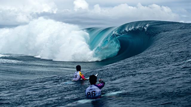 Pourquoi Teahupo'o, le spot de surf de Paris 2024, fascine autant qu'il effraie