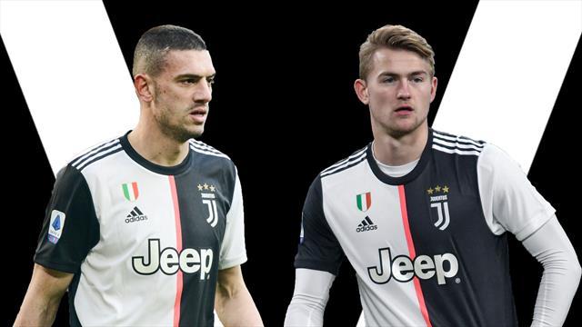 De Ligt Juventus: da top player a riserva, qual è il problema?