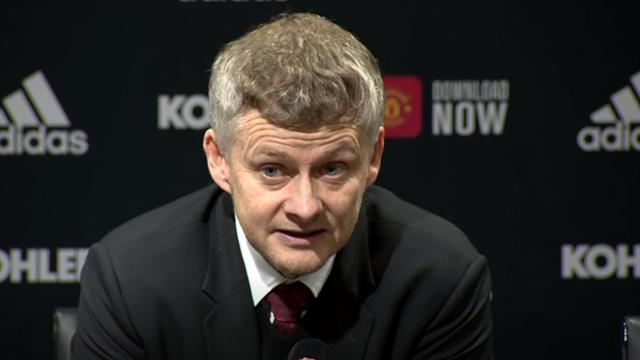 'Pride at stake after worst United showing of season' - Solskjaer