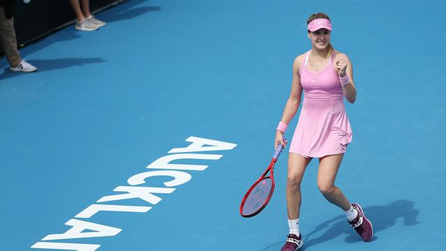 Bouchard, Cornet knock out seeds in Auckland