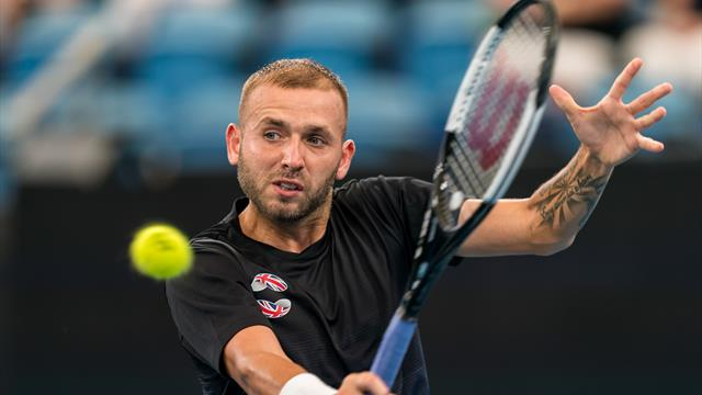 Evans beaten by Russian Rublev in quarter-final of Adelaide International