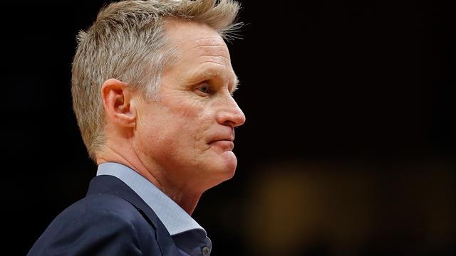 NBA: Warriors-Trainer Kerr muss Strafe zahlen