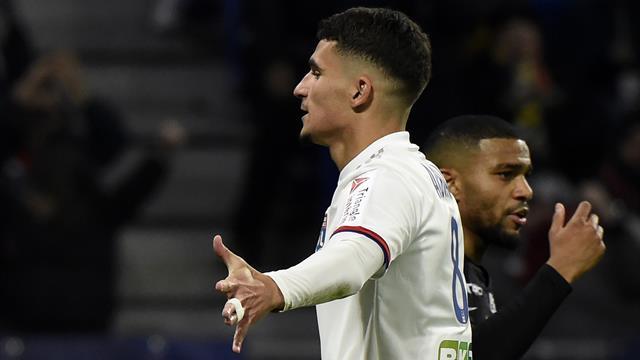 Cinq absents et un retour pour Brest (off.) — Lyon