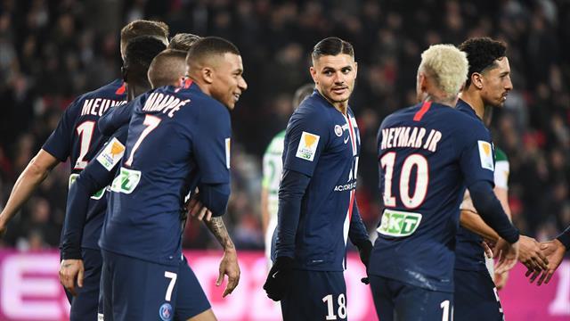 Calciomercato Inter: Icardi, no al riscatto del PSG, vuole la Juve