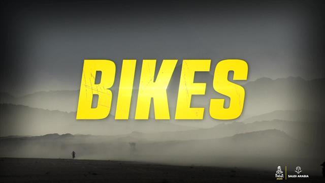 DakarRally | Hoogtepunten motoren dag 4