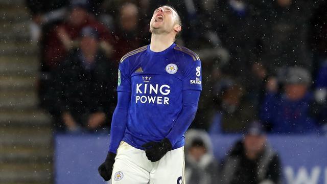 Nur Remis vor heimischer Kulisse: Leicester City bangt um Finaleinzug