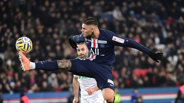 PSG, victorie spectaculoasă în Cupa Ligii. Icardi a reușit primul său hattrick pentru francezi