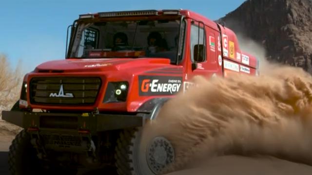 A rally of brutal attrition for Dakar's big boys