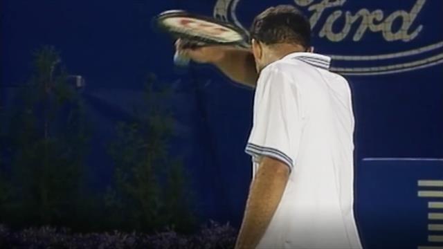 Open de Australia: La victoria más emotiva de Sampras con lágrimas por su entrenador incluidas