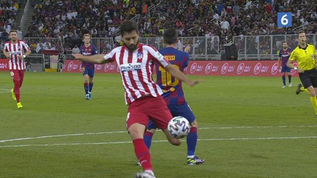 Piil om håbløse appeller for hånd på bolden af Messi: De har ingen skam i livet, de fodboldspillere!