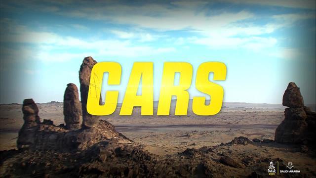 Dakar Rally | Hoogtepunten auto's dag 5