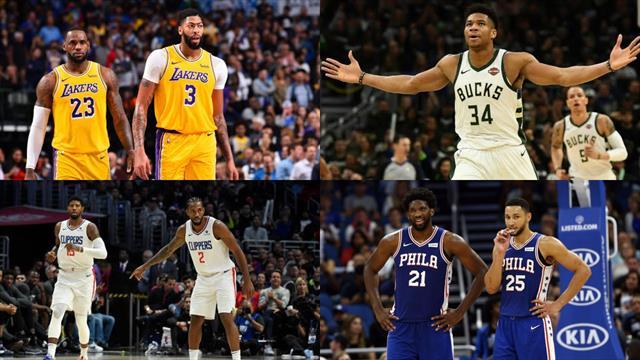 NBA'in öne çıkan dört şampiyonluk adayınının eksiklikleri neler?