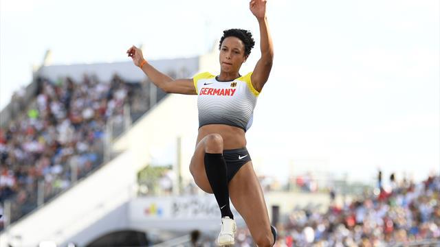 Olympia-Gold im Visier: Mihambo strebt den ganz großen Sprung an
