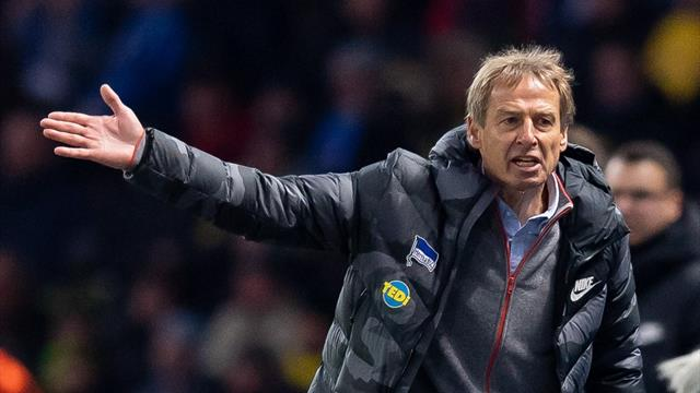'A PR disaster for Hertha' - Eurosport Germany's view on Klinsmann's departure
