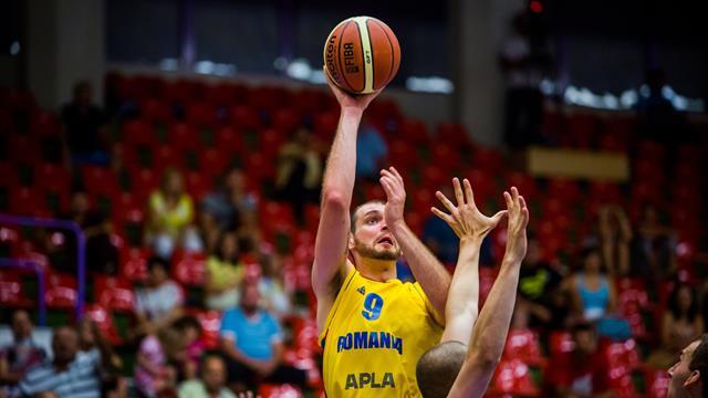 Vlad Moldoveanu și-a anunțat retragerea din echipa națională de baschet a României