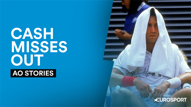 AO Stories: Cash heartbreak at the Australian Open
