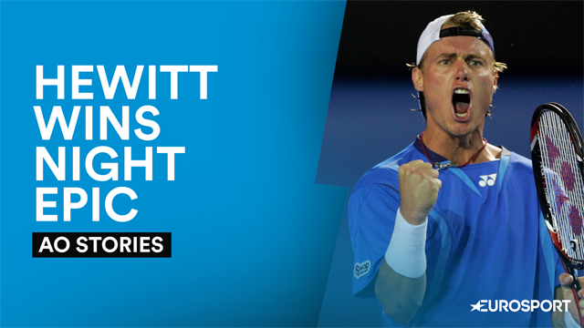 When Hewitt survived an incredible late-night classic