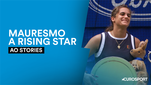 AO Stories: Mauresmo comes out in breakthrough Slam