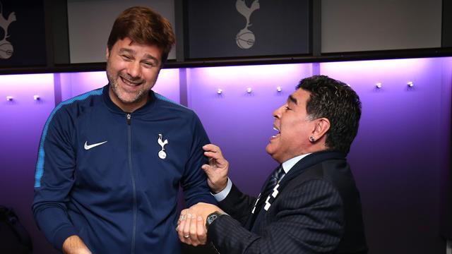 «Марадона отстреливал журналистов». Почеттино рассказал дикую историю знакомства с Диего