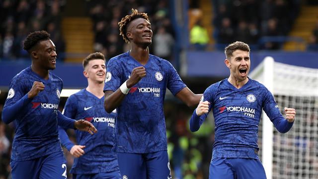 Chelsea et Manchester United y ont mis la manière