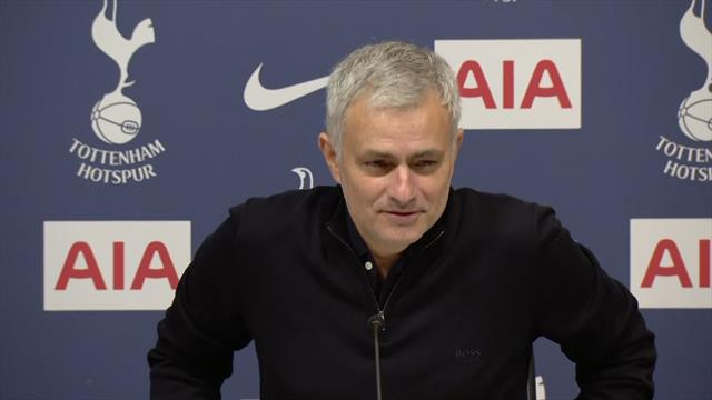 'We deserved more' - Mourinho reacts to Liverpool defeat