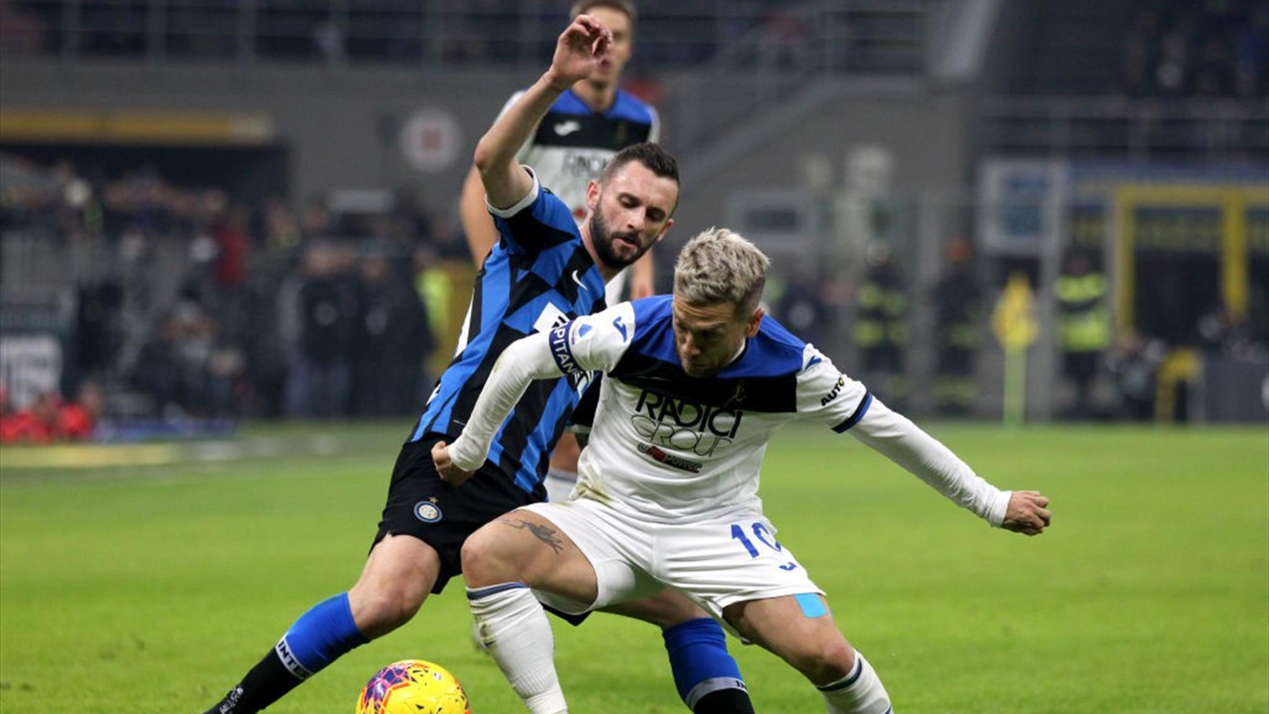 Atalanta Inter In Diretta Tv E Live Streaming Eurosport
