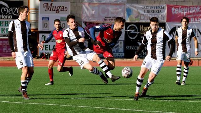 1-2. Chimy Ávila salva la Copa para Osasuna en el último minuto