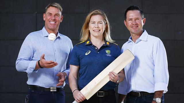 Ponting and Warne to captain teams for bushfire fundraiser