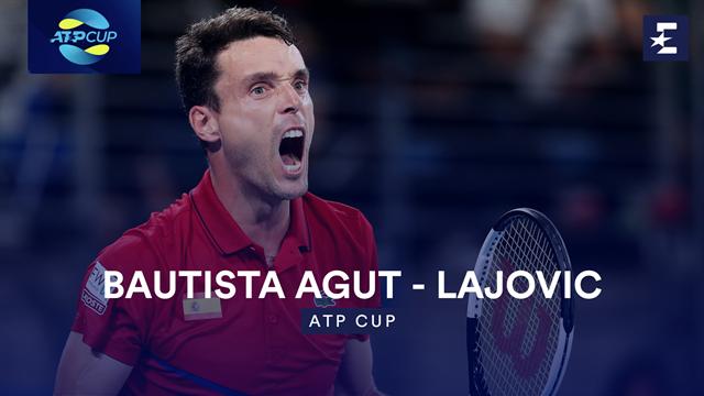 Höjdpunkter: Bautista Agut - Lajovic