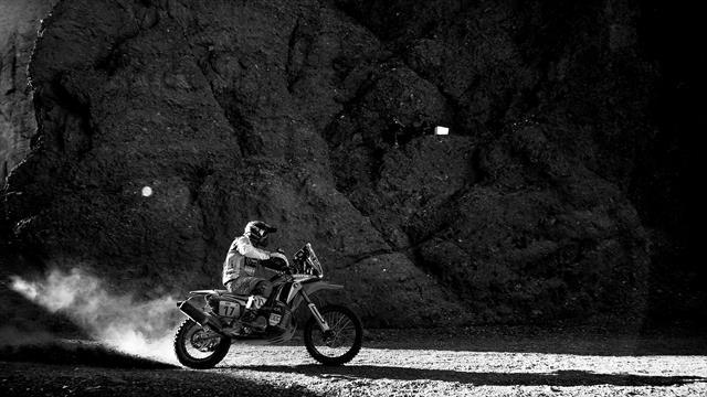 Португальский мотогонщик скончался на седьмом этапе «Дакара»