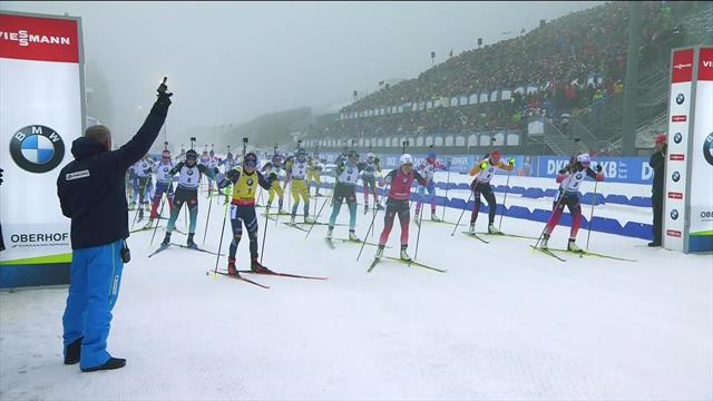Highlights: Makarainen shows her class to hold off the two Norwegians