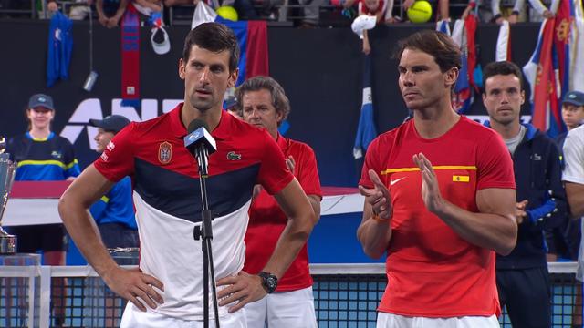 Djokovic: – Håper det kan gjøre en forskjell