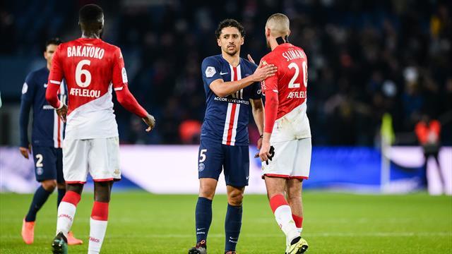 Ligue 1 Wrap: African Star Denies Paris Saint-Germain Victory In