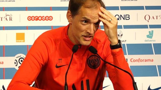 """Tuchel : """"Verratti et Gueye complémentaires ? C'est quoi cette question ?"""""""
