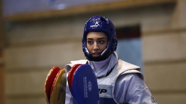Единственная олимпийская медалистка в истории Ирана покинула страну по политическим причинам