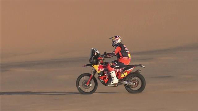 Dakar: Les temps forts - motos