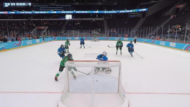 Day 3: Ice hockey highlights